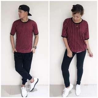 Couple Shirt (Stripes)
