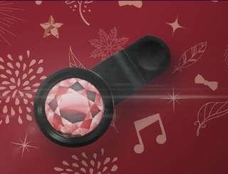MaBelle閃耀萬花筒手機鏡頭