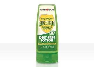 Bug Shield DEET-free Lotion ( 50ml )