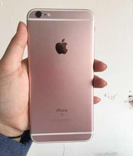 Iphone 6S+ 64Gb dan 128 GB