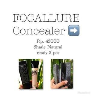 FOCALLURE Concealer shade Natural Only !!