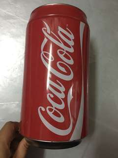 Coca Cola piggy bank