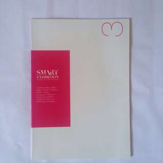 SM.ART Exhibition - photobook - snsd tvxq exo shinee tag photocard photo card
