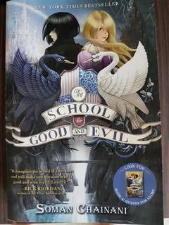 The School of Good and Evil (Book 1)