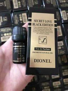 Secret Love Black Edition