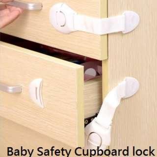 🚚 Baby Safety Cupboard Locker