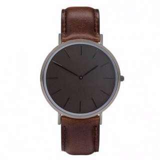 Black Hand Classic Watch