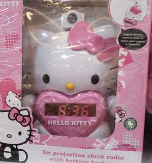 Hello Kitty 時鐘