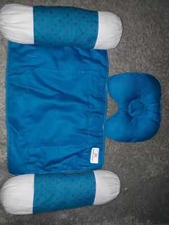 Bantal guling matras dan bantal peang set linea