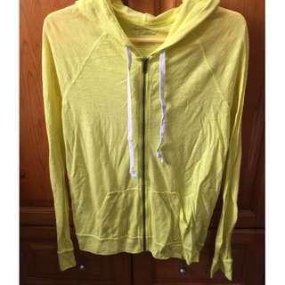 American Eagle 黃色外套