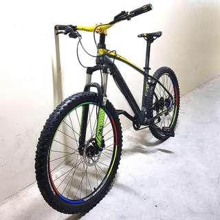 Crolan Mountain Bike  ( Fully Upgraded )