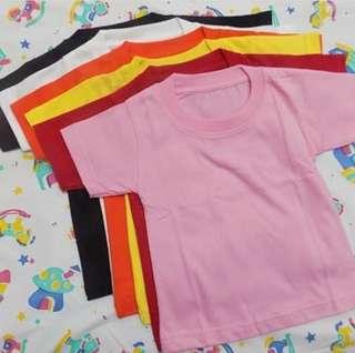 Kaos Polos Anak