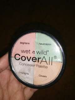 Wet n Wild Cover All