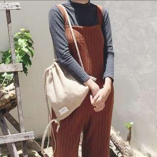 Byorked Drawstring Bag