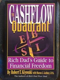 Rich Dad's Cashflow Quadrant by Kiyosaki Rober