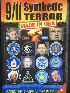 9/11 Synthetic Terror: Made in USA by Tarpley, Webster Griffin