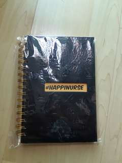 #Happinurse Notebook