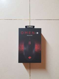 OMEN by HP 600 Mouse