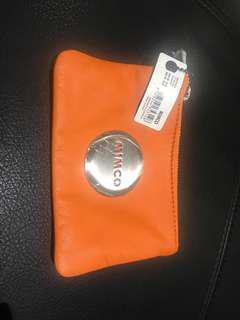 Mimco pouch Orange
