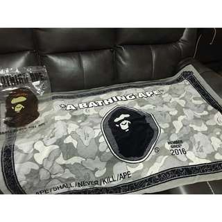 BAPE Towel / A BATHING APE 限量沙灘毛巾