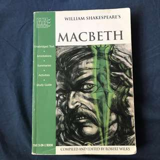 Macbeth Total Study Edition