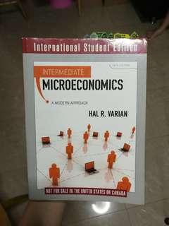 EC3101 Intermediate Microeconomics