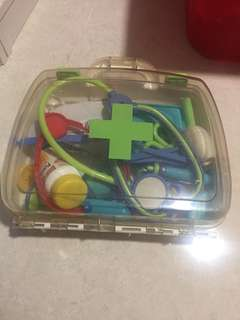 ELC Doctor play toys