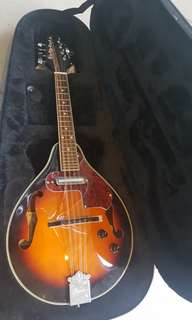 Ibanez M510E BS electric Mandolin