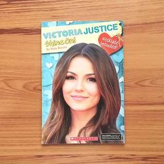 Victoria Justice: Shine On