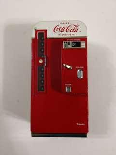 絕版可口可樂汽水機擺設