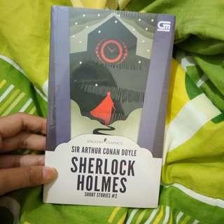 Sherlock Holmes Short Story #2