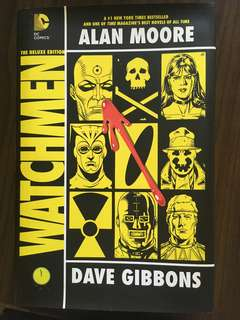 Watchmen The Deluxe Edition (Dave Gibbons)
