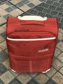 American Tourister Handcarry Luggage Case 4 wheels