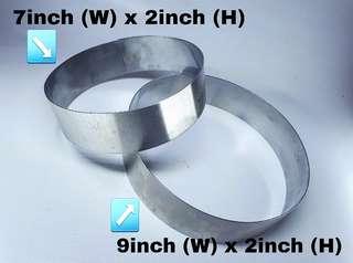 Cake Ring 7inch