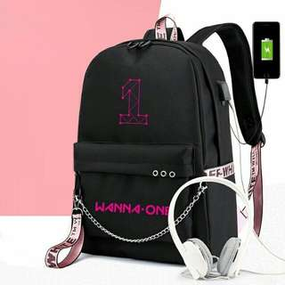 WannaOne Backpack