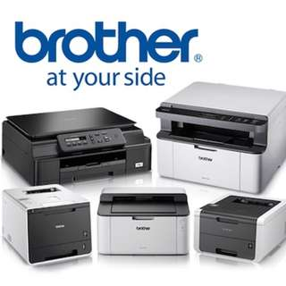 Brother DCP-L2535DW DCP-L2550DW MFC-2740DW Wireless Laser Printer Print scan copy Mono Laser Fax