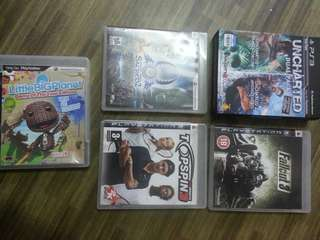 Ps3 games for sale / swap