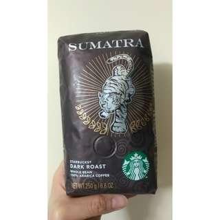 Starbucks 咖啡豆