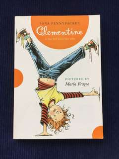 Clementine by Sara Pennypacker (NYT bestseller)