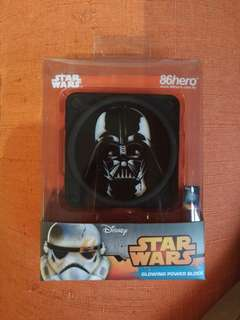 Star Wars Darth Vader Power Bank Battery 3000mAh 星球大戰 移動電源