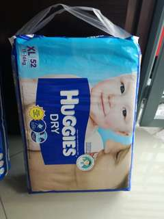 Baby Diapers XL size