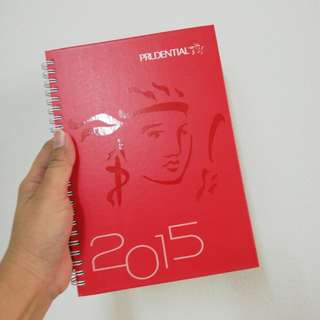 Prudential Notebook