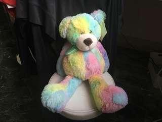 🚚 Candy bear 棉花糖熊 全新 14寸 36公分