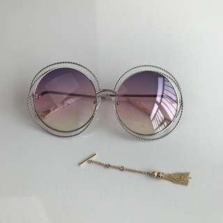 Chloe  CE114ST 58-18-135 size sunglasses