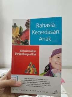 Buku Rahasia Kecerdasan Anak