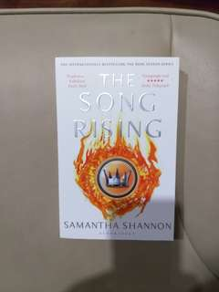 The song rising by samantha shanon