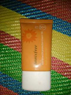 Innisfree Extreme UV Protection Cream