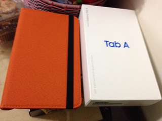 Samsung Tab A LTE version 8 inch