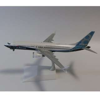 1/200 JC Wings Boeing House Colours B737 MAX 8