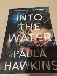 into the water novel